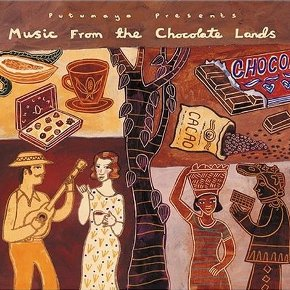 Music From The Chocolate Lands - Compilation